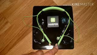 Обзор наушников гарнитуры HARPER HB 309