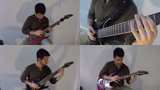 Tigran Hamasyan - Entertain Me Guitar Cover By Yoel Genin