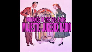 Romance Of The 50's and 60's Majestic Jukebox Radio - #HIGH QUALITY SOUND