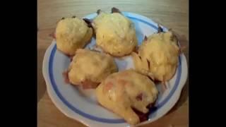 Картофельные ракушки рецепт с фото