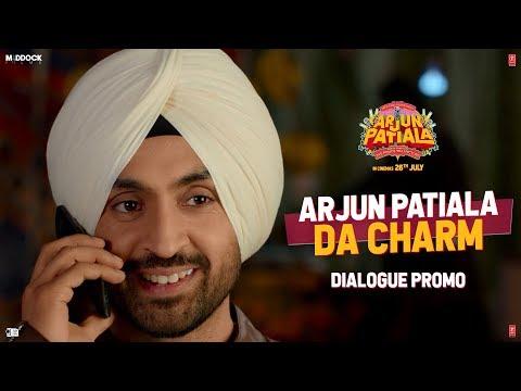 Arjun Patiala Da Charm Starring  Diljith Dosanth and Kriti Sanon