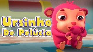 Ursinho de Pelúcia I Canção do Urso I Canções Infantis I Videogyan Português