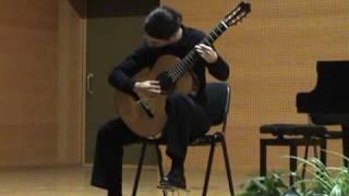 Variaciones sobre un tema de Mozart, op.9  F.Sor         Pablo Menéndez, guitar