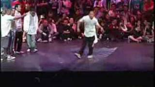 KEVIN BREWER (JABBAWOCKEEZ) VS. BIONIC (SOUL SECTOR)