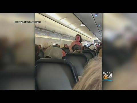 Irate Passenger Removed From Spirit Airlines Flight Heading For Minneapolis