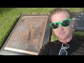 #177 Westwood Memorial Cemetery Celebrity Graves (2/2/2017) old hollywood los angeles daily vlog