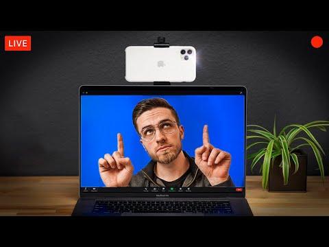 Как Использовать Телефон Как Веб Камеру / Для Стрима, Учебы, Работы