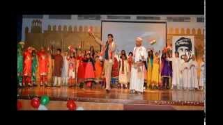 INDO-OMAN song Friends -forever by Avinash Kumar Mathur, National day of Oman celebration at ISM.