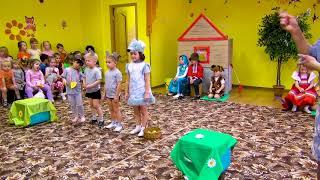 """Смотреть видео Детский Театр """"Репка"""" Детский Сад """"Надежда"""" г. Москва онлайн"""
