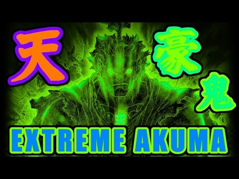 EXTREME AKUMA(天・豪鬼) - SUPER STREET FIGHTER II X for Matching Service