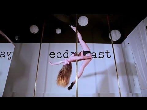 "Pole Dancing to Deftones ""Change (In The House Of Flies)"""