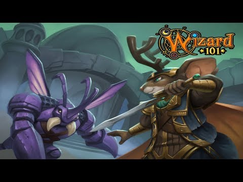 Wizard101 - Ozzric (Solo) | FunnyCat TV