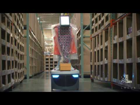 Simply Pick Faster with Autonomous Robots in the Warehouse