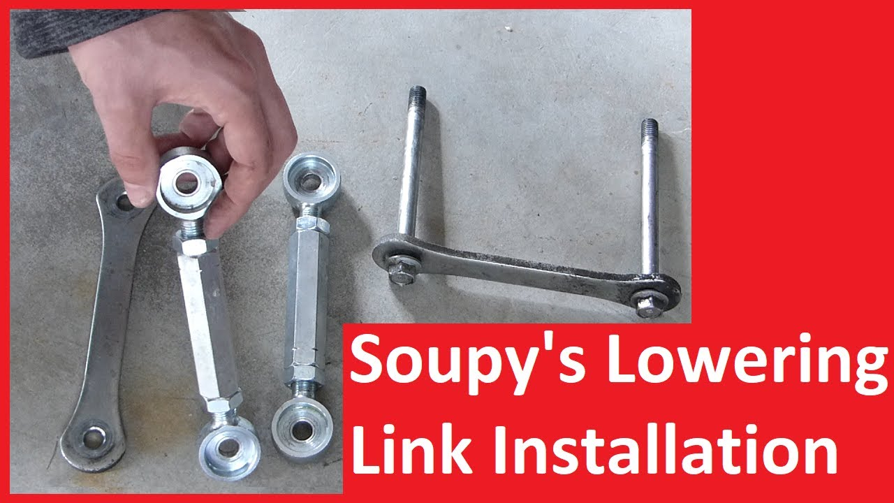 Installing Soupy's Performance Motorcycle Lowering Links - Honda NC700X