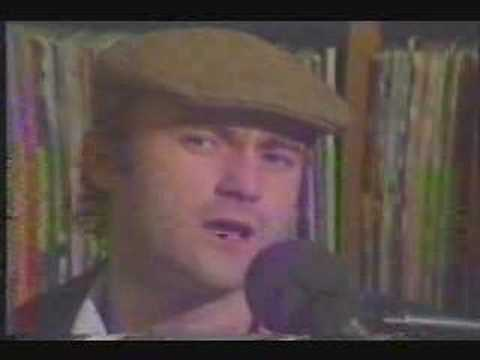 Phil Collins Interview 1981