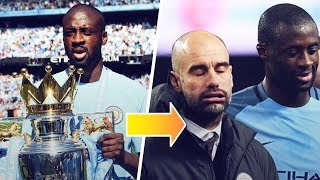 What the hell happened to Yaya Touré? - Oh My Goal