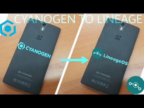 (HOW TO) Moving from cyanogen OS to Lineage OS On oneplus One|| Lineage os Review (hindi)