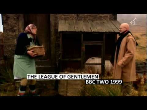 """""""The League of Gentlemen"""" and 'Reece' interview on """"Jennifer Saunders: Laughing At The 90s"""""""