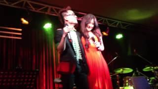 Cứ Ngủ Say - Hương Tràm ft Trúc Nhân @ Phòng trà WE (04/01/13)