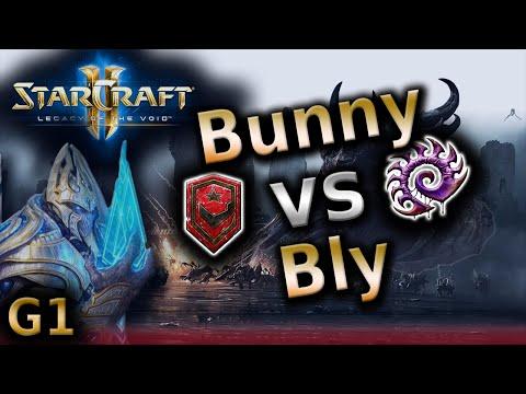 LiquidBunny vs AcerBly [TvZ] G1 - SC2 - Legacy of the Void