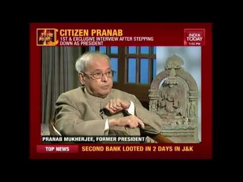 Former president of India get angry on newsreporter