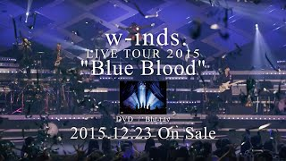 "http://www.w-inds.tv/ 2015年12月23日発売 「w-inds. LIVE TOUR 2015 ""B..."