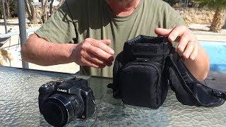 Bodyguard Bridge Camera bag review
