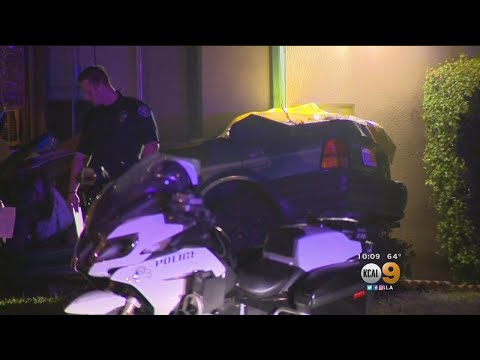 Deadly Hit-And-Run In Garden Grove