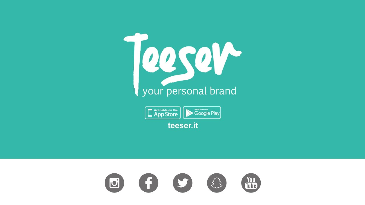 26be00d6c Teeser App, the first social network where your post is a T-shirt | Teeser  App