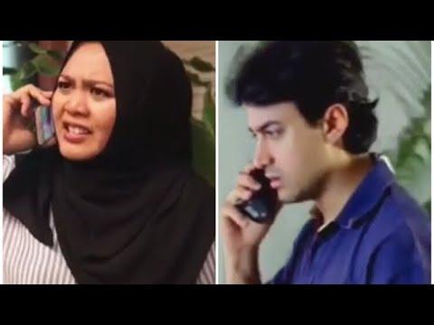 Ini reaksi Aamir Khan bila dengar Zulin Aziz cakap Hindi!!