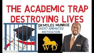 SHOCKING TRUTH THEY DON'T WANT YOU TO KNOW by Dr Myles Munroe (Unbelievable!)