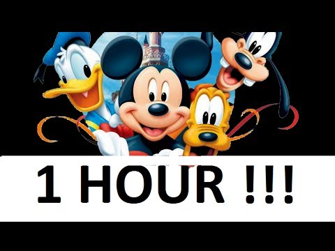 1 HOUR Non Stop Episodes!!! Mickey Mouse, Donald Duck, Goofie, Pluto, Minnie and more!!!