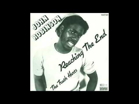John Robinson - Reaching the end
