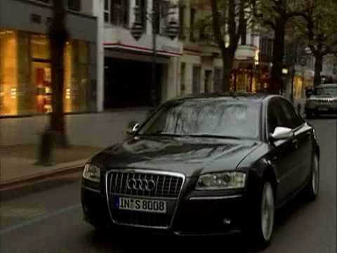 Audi S Road Test Edmundscom YouTube - 2007 audi s8