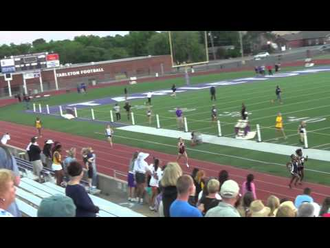 Angelo State Women 4x400m   2016 Lone Star Conference Outdoor Track and Field Championship