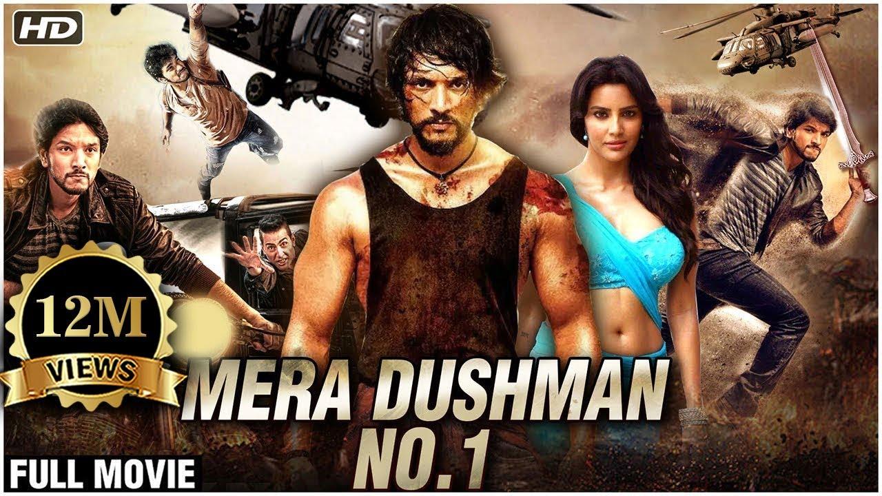 Mera Dushman No 1 Full Hindi Movie Gautham Karthik Priya Anand Super Hit Hindi Dubbed Movies Youtube