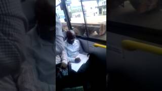WASSCE GEOGRAPHY PAPER BEEN MARKED IN AYALOLO BUS