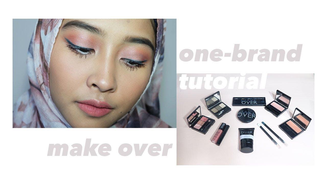 Bahasa Make Over One Brand Up Tutorial 19 20 Vision Youtube Trivia Eyeshadow