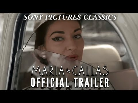 Maria By Callas | Official US Trailer HD (2018)