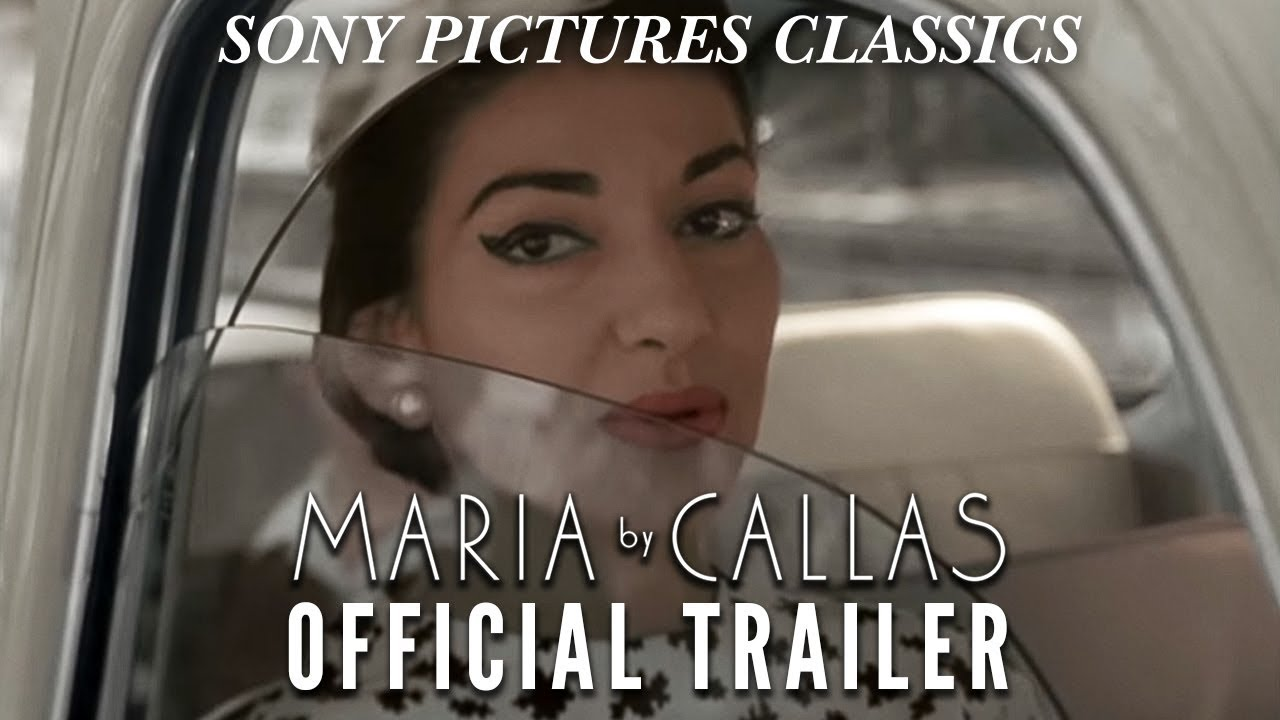 Maria By Callas Official Us Trailer Hd 2018