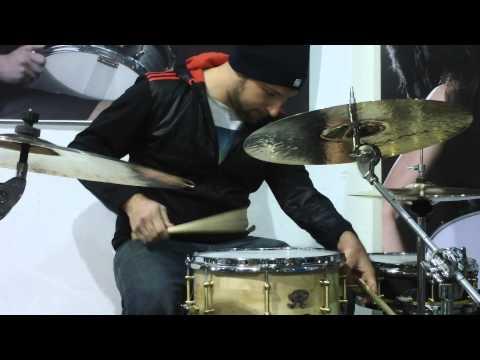 Angel Drums Maple 13*6 Snare Test ( Szumper Ádám Ákos, Hangfoglalás 2013 )