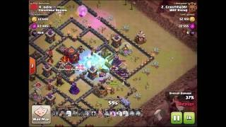 Clash of Clans - TH10 3star - ccostilla361 WHFR