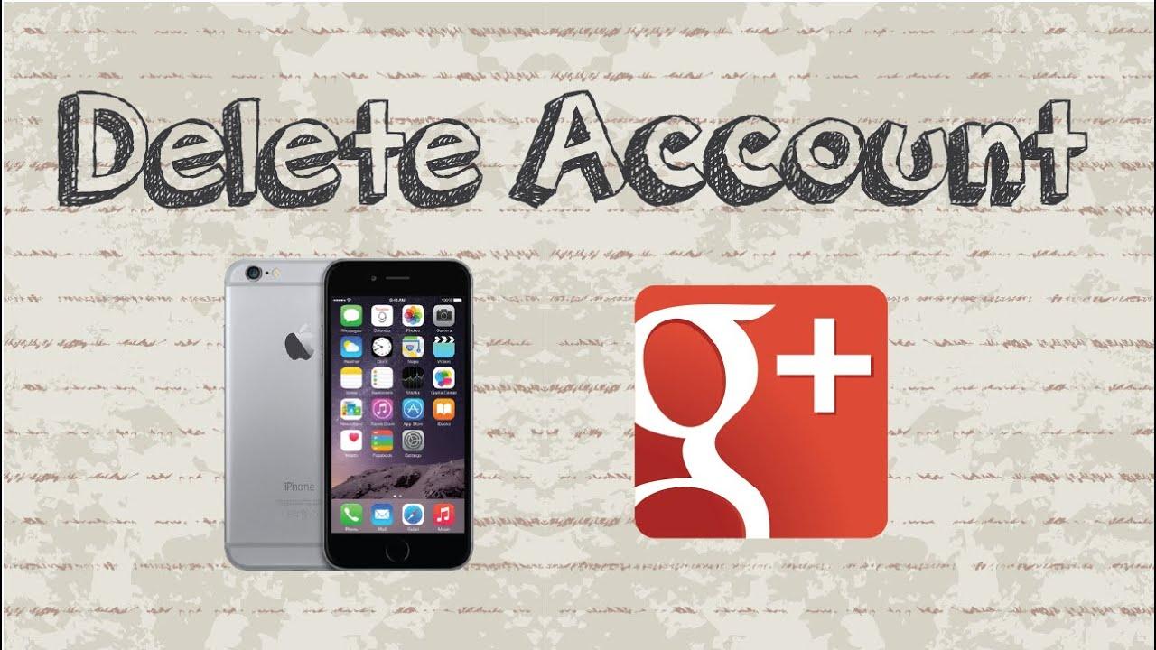 How to delete photos on google plus mobile