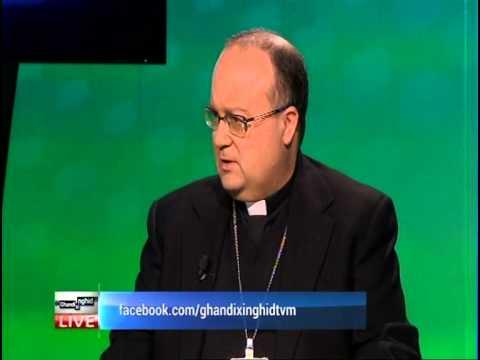 Ghandi xi Nghid TV(M) -- 'L Isqof Charles Scicluna | 19/02/2014'