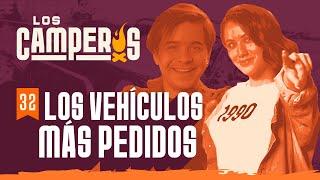 Los vehículos más pedidos por USTEDES 🚁 - Los Camperos #32 | Garena Free Fire