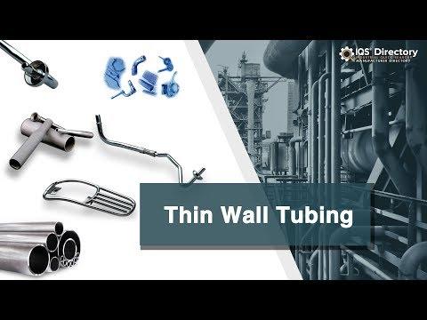 Thin Wall Tubing Companies   Thin Wall Tubing Services