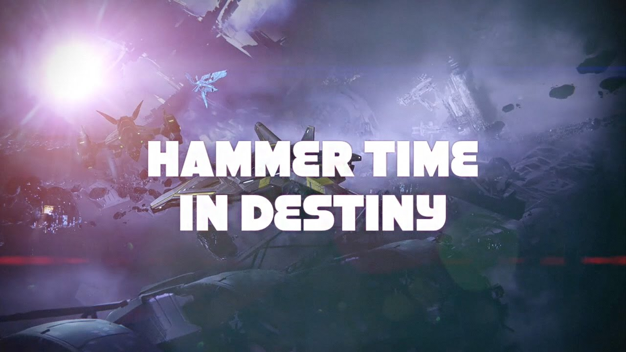 how to get hammer time dance destiny