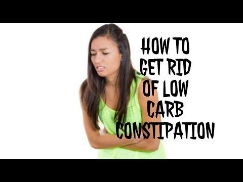 Low carb constipation (ATKINS, KETO, PALEO)