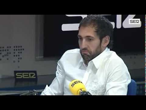 """Diego López, en 'El Larguero': """"No me siento atacado por la prensa"""". Cadena SER"""