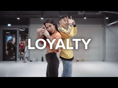 Loyalty - GroovyRoom ft. Ailee, Dok2 / Mina Myoung Choreography
